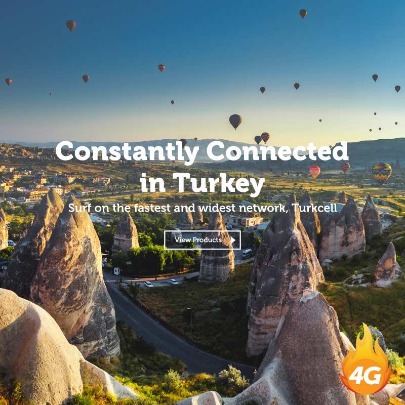 Turkey SIM Carda